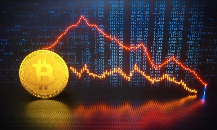 Bitcoin dips lower
