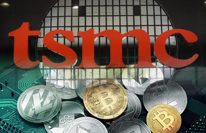 Crypto mining operations hit in 2018, TSMC Reports Big Drop in