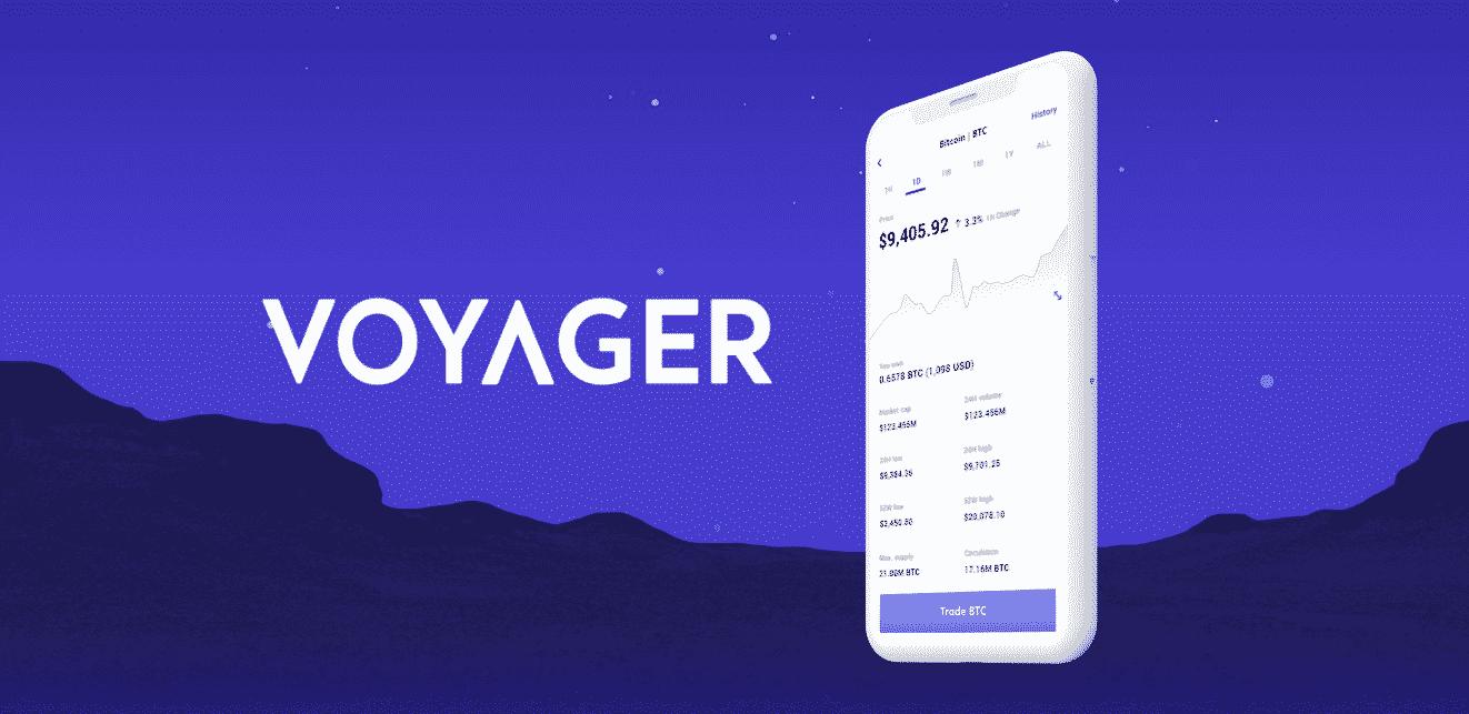 Resultado de imagen para Crypto Broker Voyager