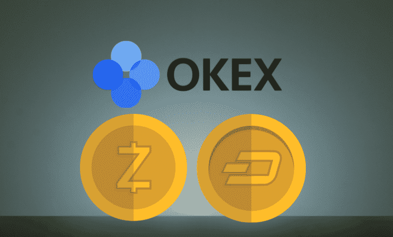 OKEx Cryptocurrency Exchange Puts Zcash and Dash Delisting on Hold