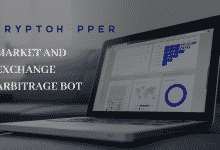 The Market and Exchange Arbitrage Bot