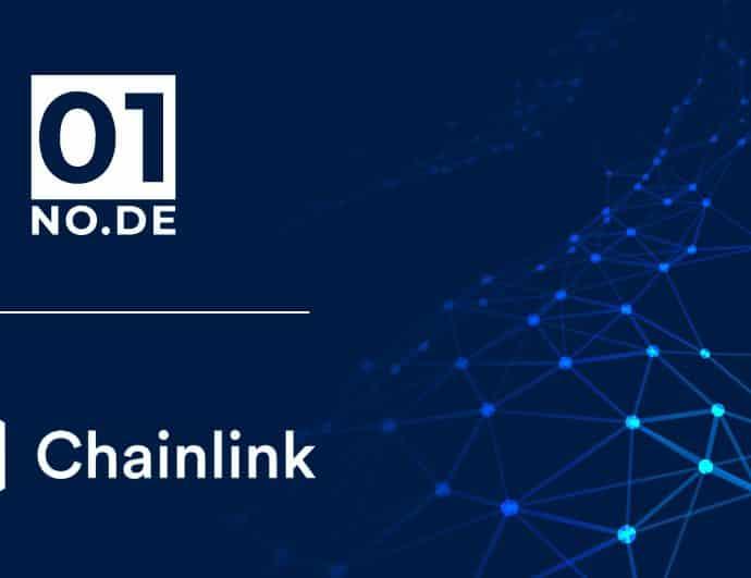 01Node Integrates the Chainlink Ecosystem as a Node Operator