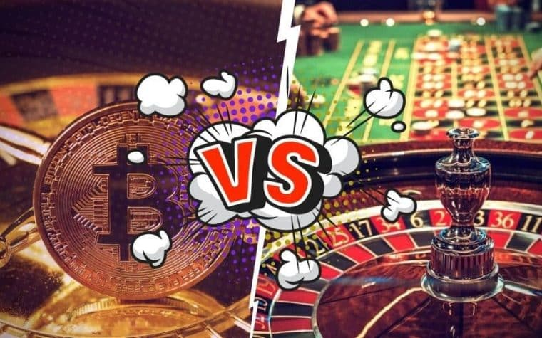 Bitcoin Casino vs. Traditional Casino