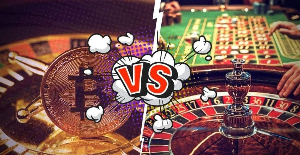 Bitcoin Casino vs. Traditional Casino