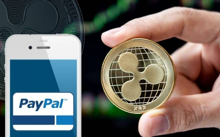 Ripple Disperses 25 Billion XRP to PayPal