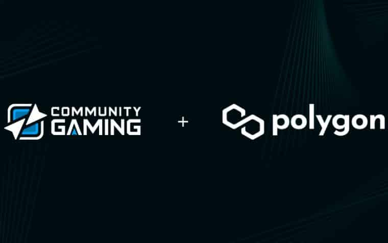 Community Gaming & Polygon to Build Esports Tournaments